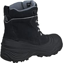 The North Face Youth Chilkat Lace II Boot TNF Black/Zinc Grey Size 3 M US