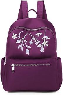xiaozai Sac À Dos Femme Junior High School Bag Version Coréenne du Sac À Dos Étudiant Violet
