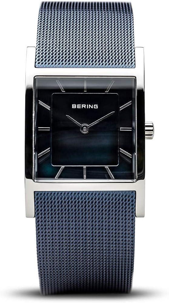 Bering, orologio analogico al quarzo  per donna,  in acciaio inossidabile 10426-307-S