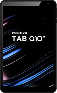 """Tablet Positivo Tab Q10 64GB WiFi 10"""" - Preto Tablet Positivo Tab Q10 64GB WiFi 10"""" - Preto"""