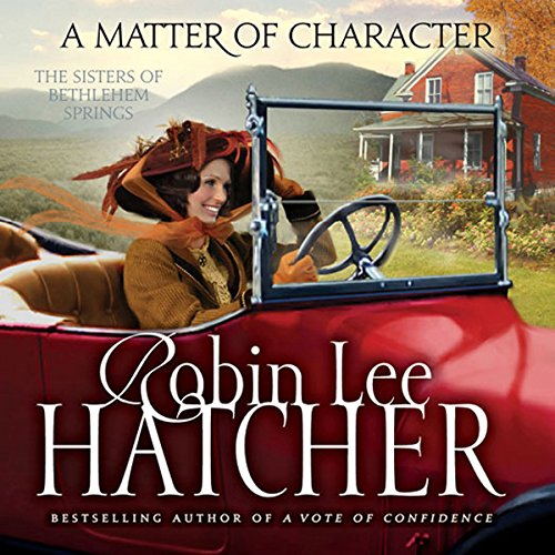 A Matter of Character audiobook cover art