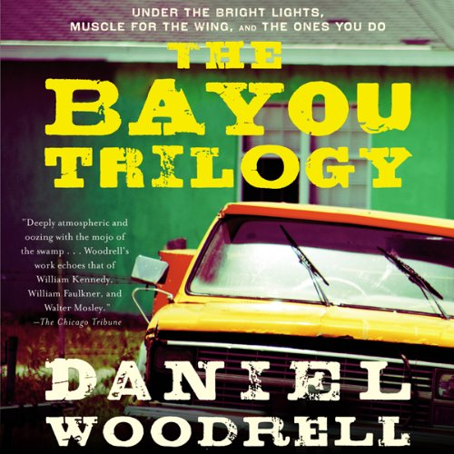 The Bayou Trilogy audiobook cover art