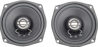 Hogtunes 06-13 Harley FLHX2 Speakers (Rear/5.25