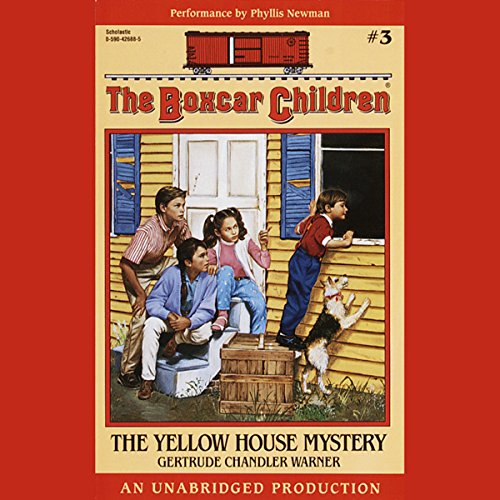 The Yellow House Mystery cover art
