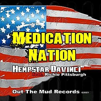 Medication Nation (Downbad) (feat. Richie Pittsburgh) [Radio edit] (Radio edit)