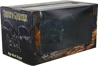 Heroes & Monsters, Huge Black Dragon MINT/New