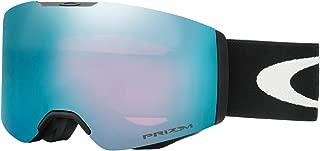 Fall Line Snow Goggles, Matte Black Frame, Prizm Sapphire Lens, Medium