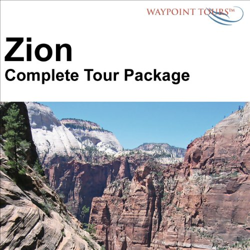 Zion Tour audiobook cover art