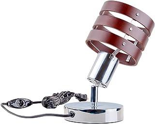 フロアランプ スタンドライト スポットライト フロアライト LED対応 E26 1灯 ブラウン 3環ウッドシェード 間接照明 据置型スポットライト 電球別売り