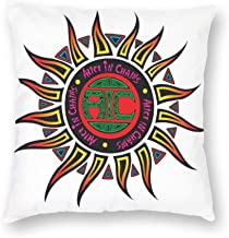 Decorative Pillow Covers Alice in Chains Throw Pillow Case Cushion Cover Home Decor,Square 20 X 20 inches