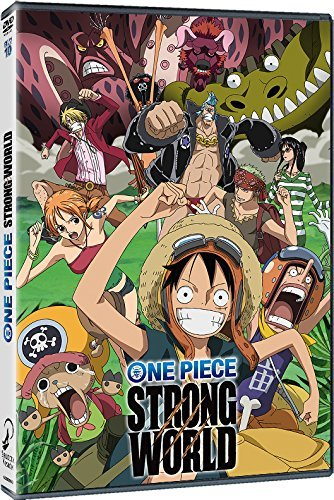 One Piece: Strong World - Película 10