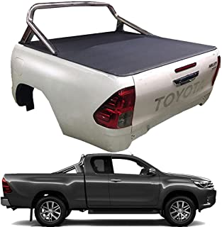 Toyota Hilux (A Deck) Extra Cab Clip On Tonneau Cover - Oct 2015-Current