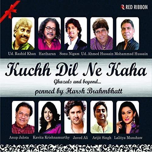 Arijit Singh, Sonu Nigam, Hariharan, Kavita Krishnamurthy, Anup Jalota, Javed Ali, Lalitya Munshaw, Ustad Rashid Khan & Ahmed Hussain, Mohammad Hussain