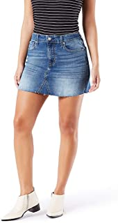 Signature by Levi Strauss & Co. Gold Label Women's Mid-Rise Mini Skirts