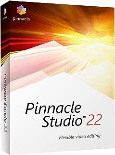 Pinnacle Studio 22 - Video Editing [PC Disc] [Old Version]