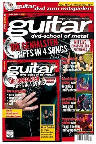 DVD-School of Metal
