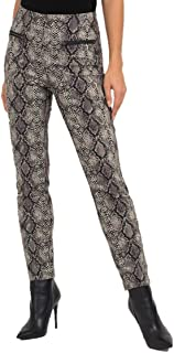 Black & Taupe Pants Style - 193548 Fall 2019 Collection