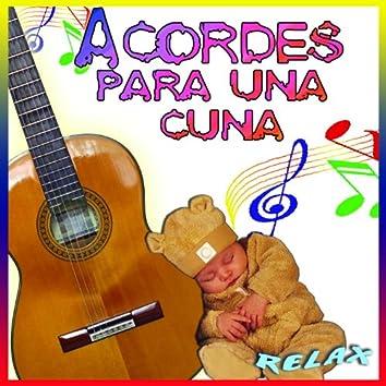Acordes Para Una Cuna Con Guitarra Española
