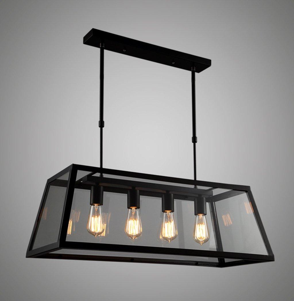 Lámparas Colgantes Lámpara colgante de hierro forjado de la ...