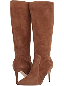 Nine west wide calf boots | 6pm