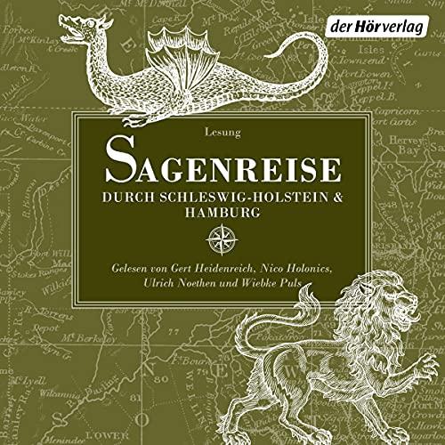 Sagenreise durch Schleswig-Holstein & Hamburg cover art