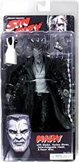 Sin City Series 2 > Marv (Cut)(Black and White) Action Figure