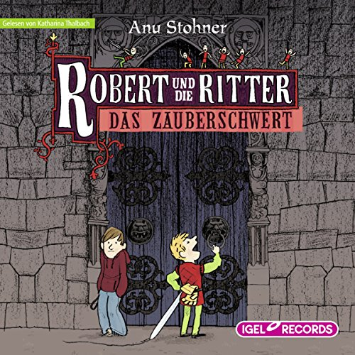 Das Zauberschwert audiobook cover art