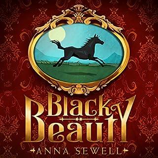 Black Beauty audiobook cover art