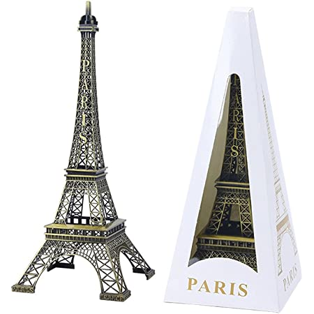 We\u2019ll Always Have Paris Eiffel Tower Handmade Fused Glass hanging panel dark peacock greenblue base glass