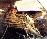 Das Museum Outlet–Odysseus und die Sirenen,