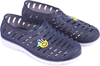 WMK Rain Shoes Sky Blue Casual Shoes for Women| Casual Style | Trending Shoes for Girl's | Light Weight Breathable Walkin...