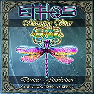 Morning Star audiobook cover art