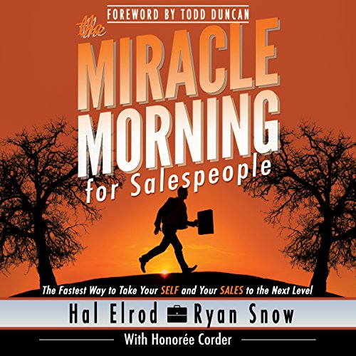 The Miracle Morning for Salespeople cover art