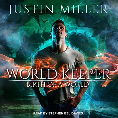 Couverture de World Keeper: Birth of a World