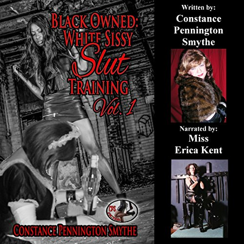 Black Owned: White Sissy Slut Training, Book 1 audiobook cover art