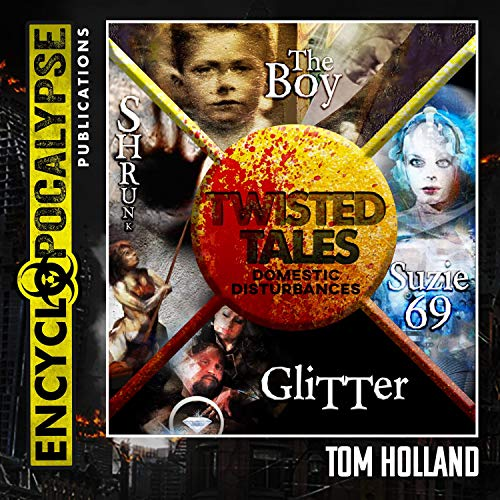 Twisted Tales Audiobook By Tom Holland cover art