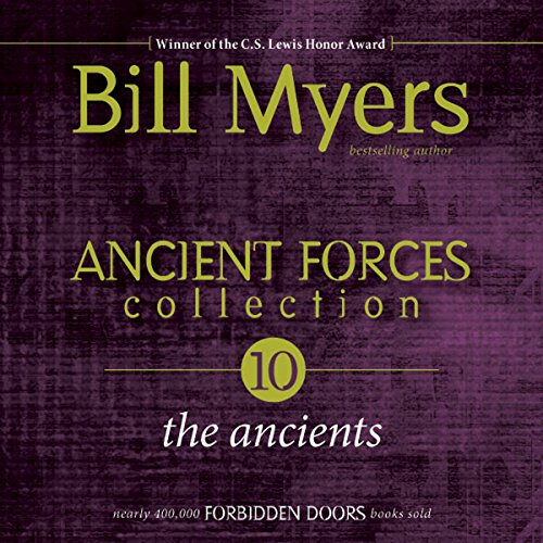Ancient Forces Collection: The Ancients audiobook cover art