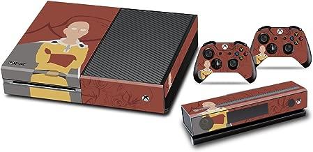 EBTY-Dreams Inc. - Microsoft Xbox One Original - One Punch Anime Saitama Vinyl Skin Sticker Decal Protector