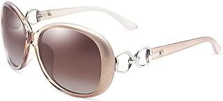 Luxury Women Polarized Sunglasses Retro Eyewear Oversized Goggles Eyeglasses