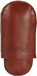 Diesel 2-Finger Leather Cigar Case