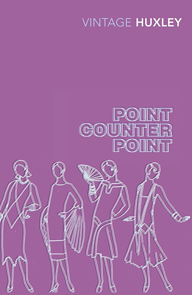 独立して信頼性チョップPoint Counter Point (Vintage Classics) (English Edition)