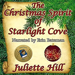 The Christmas Spirit of Starlight Cove      Juliette Hill's Christmas Shorts, Book 1              By:                                                                                                                                 Juliette Hill                               Narrated by:                                                                                                                                 Erin Bateman                      Length: 24 mins     Not rated yet     Overall 0.0