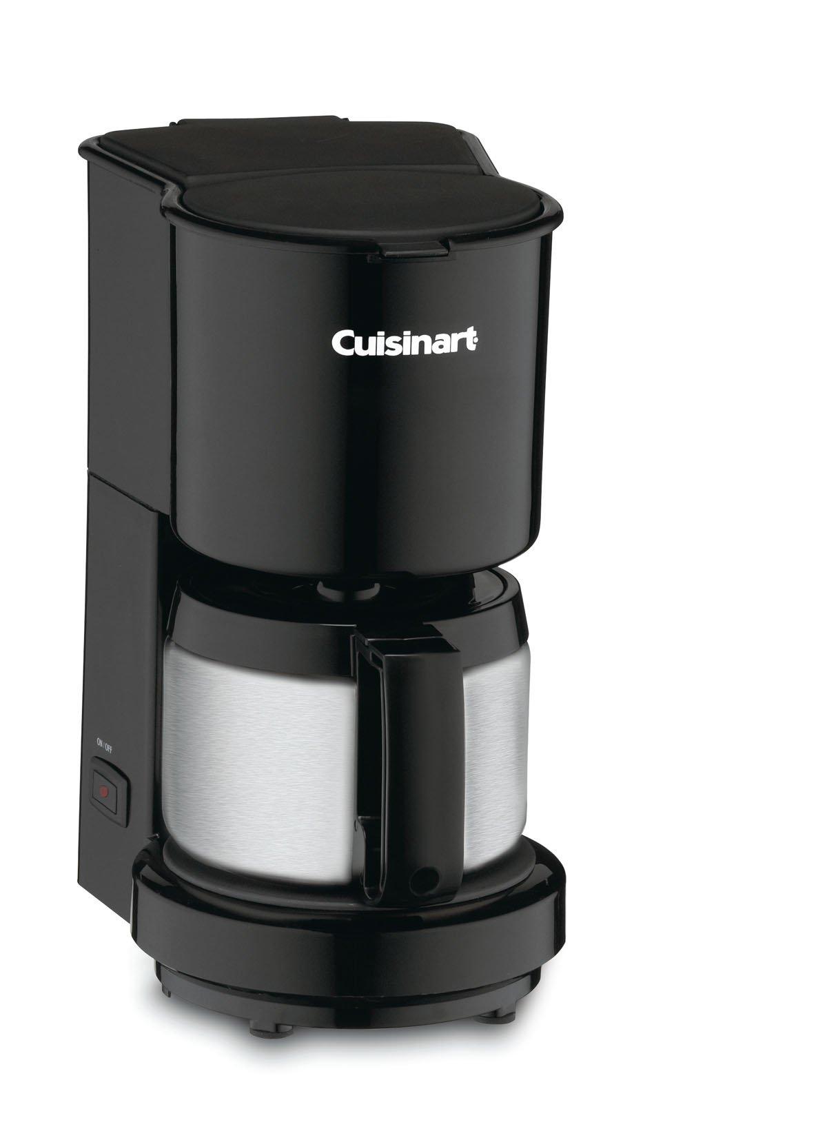 Cuisinart DCC 450BK Coffeemaker Stainless Steel Carafe