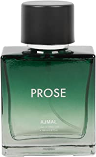 Ajmal Prose Eau De Parfum Fougere Perfume 100ml Casual Wear for Men + 2 Parfum Testers Free