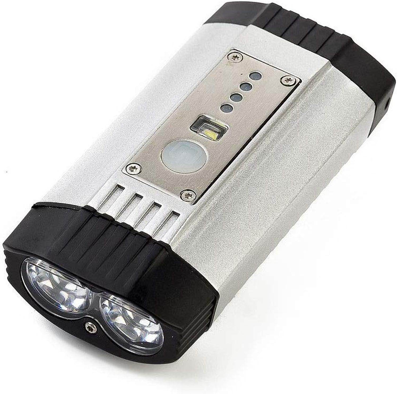 Bicycle Light car Headlight Flashlight Glare Charging Mountain Bike Lighting Riding Equipment