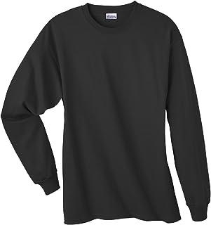 Hanes 5.2 oz. ComfortSoft Cotton Long-Sleeve T-Shirt (5286)