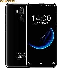 OUKITEL K9 - Unlocked Cell Phone, 7.12 Inch FHD+ Large Display Unlocked Smartphone Dual Sim with 6000mAh Battery 64+4GB RAM International Android Phone 9.0