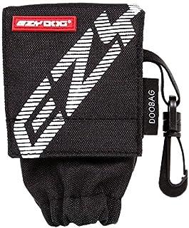 EzyDog Nylon PickupBag Holder - Conveniently Attaches to Any EzyDog Leash (Sold Separately) - Extra Storage Pocket for Mo...
