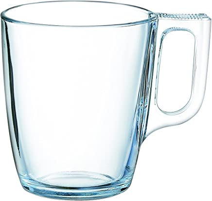 Voluto Caneca Luminarc Transparente 250Ml