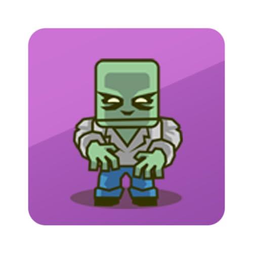 Zombie Flucht - Ein Spaß, Bewegungsspiel für Kinder , Mädchen , Jungen